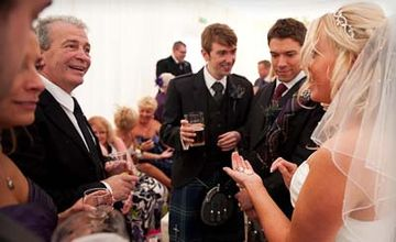 Wedding and Party Entertainment Throughout Scotland